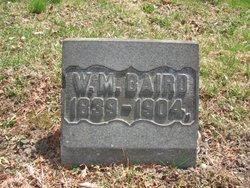 William Montgomery Baird