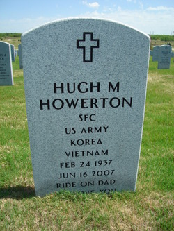 Hugh Mack Howerton
