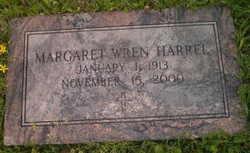 Margaret Alice <I>Wren</I> Harrel