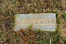 Stella Rea <I>Ayers</I> Allen