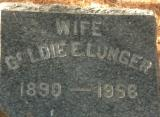 Goldie E. <I>Beers</I> Lunger