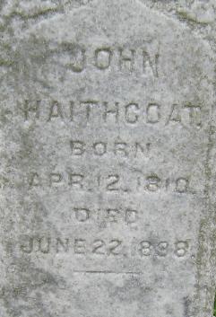 John Haithcoat