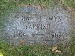 John Dillwyn Parrish