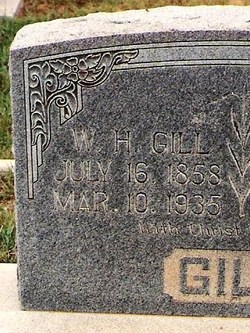 William Henry Gill