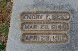 Emory Fiske Best