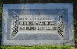 Clifford W. Anderson
