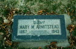Mary Metta <I>Jensen</I> Armitstead