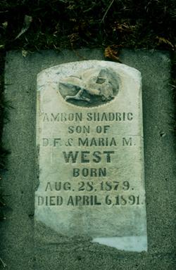 Amron Shadric West
