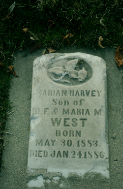 Marian Harvey West