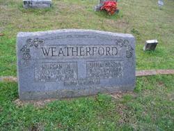 Emma <I>Herron</I> Weatherford