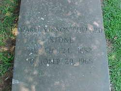 Mable <I>Vinson</I> Stone