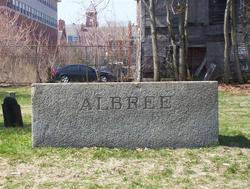 Lydia <I>Tufts</I> Albree