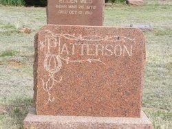 Katie Hasson <I>Tadlock</I> Patterson