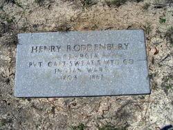 Henry Jackson Roddenberry
