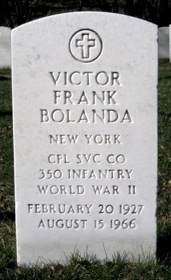 Victor Frank Bolanda