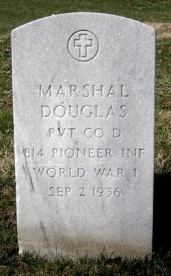 Marshal Douglas
