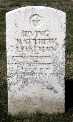 Irving Matthew Loatman
