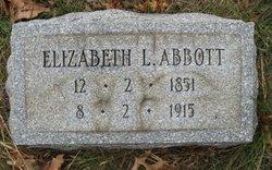 Elizabeth E. <I>Lippincott</I> Abbott