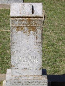 """Benjamin Turner """"Benj"""" Laughter"""
