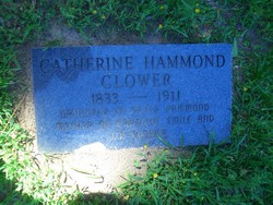 Catherine <I>Hammond</I> Clower