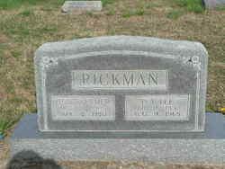 Jesse Elmer Rickman