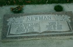 Vern Isaac Newman