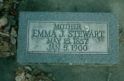 Emma Jane <I>Herron</I> Stewart