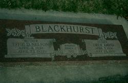 Oren David Blackhurst