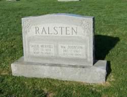 William Johnson Ralsten