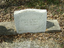 Odessa J. Winslett