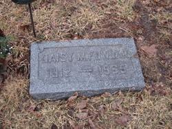 Daisy M. <I>Trombley</I> Fowler