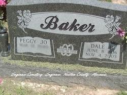 Dale Hubert Baker