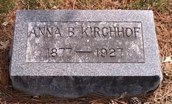 Anna B. Kirchhof
