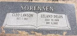 Leland Delos Sorensen