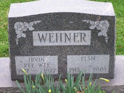 Irvin Milton Wehner