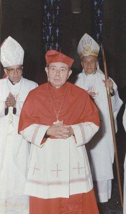 Cardinal Ernesto Corripio y Ahumada