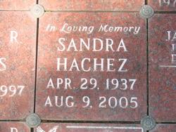 Sandra Hachez
