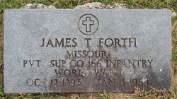 James Thomas Forth