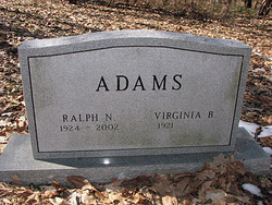 Ralph Norman Adams