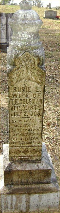 Susie E. Coleman