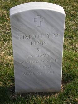Timothy M Finn