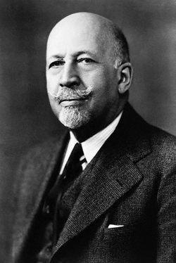 Dr W.E.B. DuBois