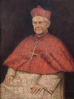 Cardinal Samuel Alphonse Stritch