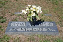 Betty <I>Davis</I> Williams