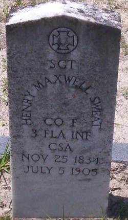 Sgt Henry Maxwell Sweat