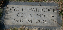 Evye C Hathcock