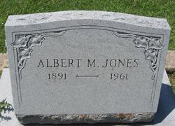 Albert Martin Jones