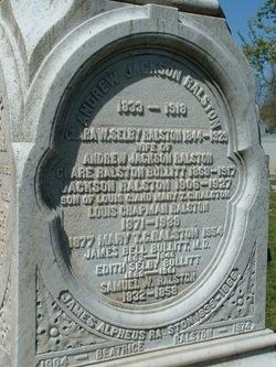 Andrew Jackson Ralston
