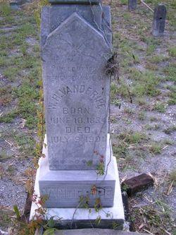 Capt William Harvey Vanderipe