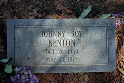 Johnny Roy Benton